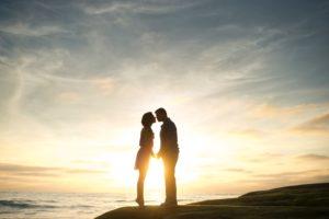 lovers kissing poetry Eskimo Kiss