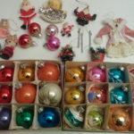 1970 Christmas Ornaments Poetry Katherine Gotthardt